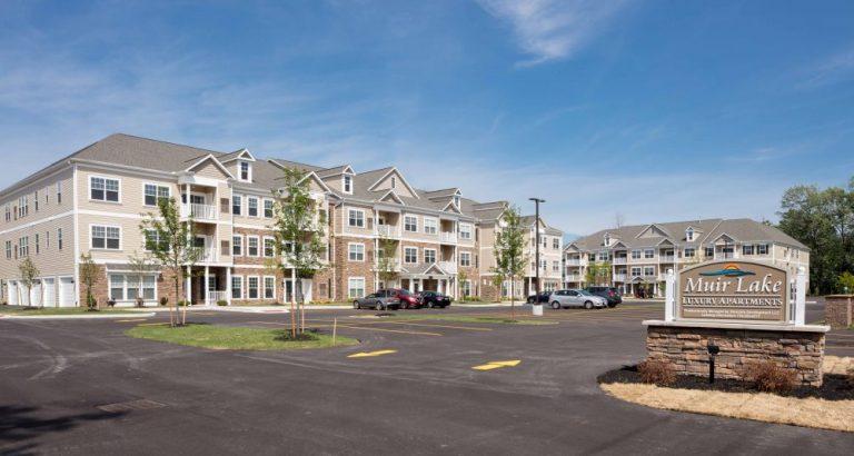 Muir Lake Luxury Apartments