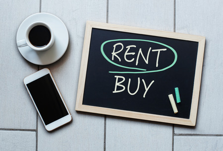 CHoosing to Rent a Home Instead of Buying a House